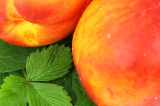 Becky's Peach Tea from Tom Sawyer