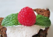 The awesome raspberries I found have me dreaming about summer!