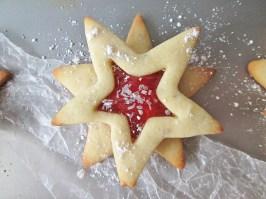 Fairy Dust Star Cookies