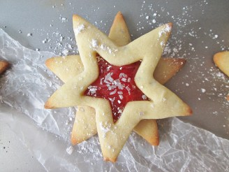 Fairy Dust Star Cookies