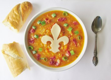 Milady de Winter's Soup