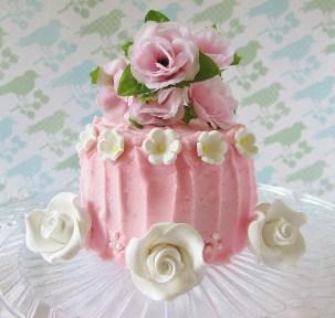 Princess Sara's Rose Cake from A Little Princess