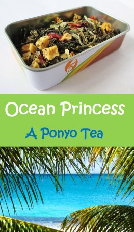 Ocean Princess from Ponyo