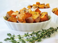 Pioneer Sweet Potatoes from Little House on the Prairie