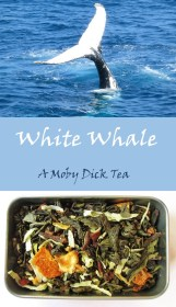 White Whale from Moby Dick!