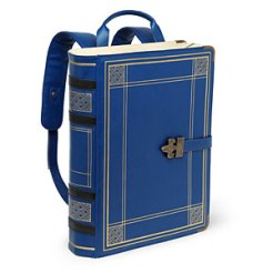 Olde Booke Backpack from ThinkGeek