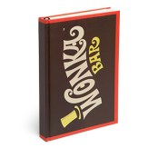 Willy Wonka Notebook from ThinkGeek