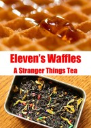 Eleven's Waffles from Stranger Things