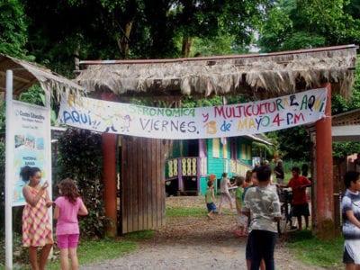 Escuela Puerto Viejo - Costa Rica