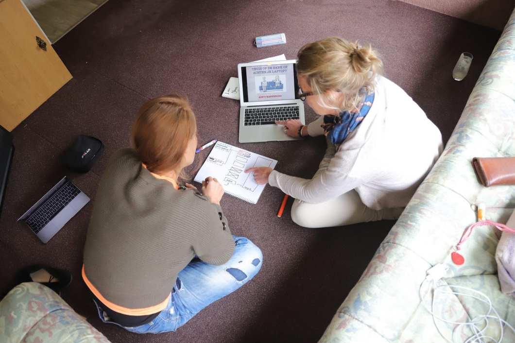 Individuele sessies ondernemersbasiskamp wonderlijk werken