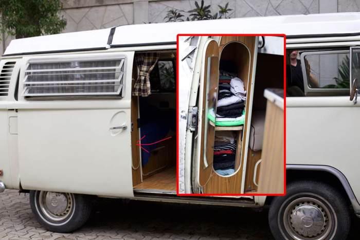 minimalism - my VW closet - digitalnomadz.nl