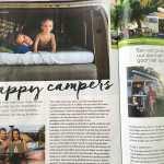 Diana in VivaMama: Happy Campers