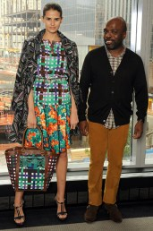 Duro Olowu JC Penney with model