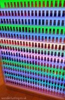 Selfridges Beauty Workshop Nails Inc wall