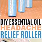 Essential Oil Headache Relief Roller