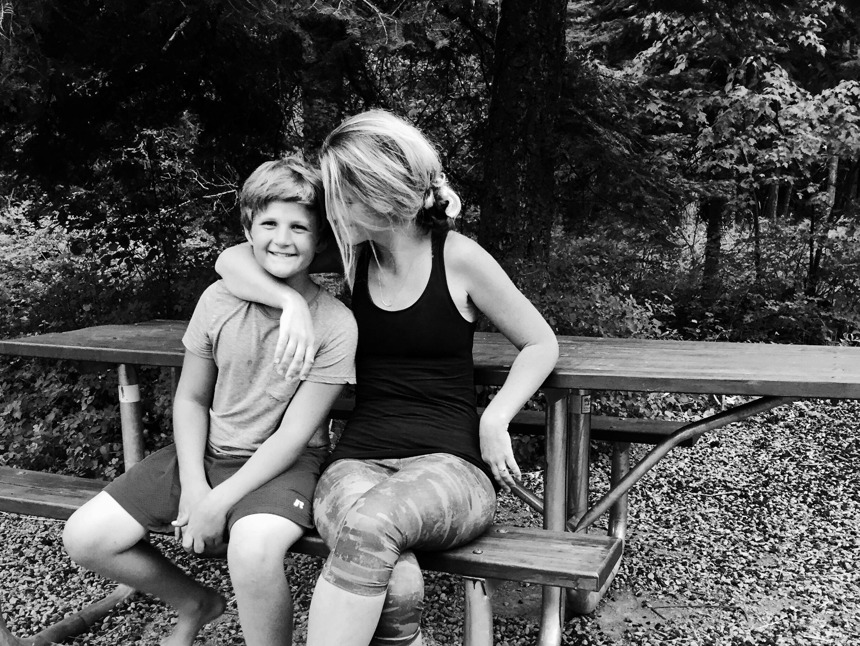 Proud Little Mom With Huge Thankless >> Dear Son You Ll Always Be My Little Boy Wonderoak