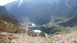 Lacs de Capitello et Melo