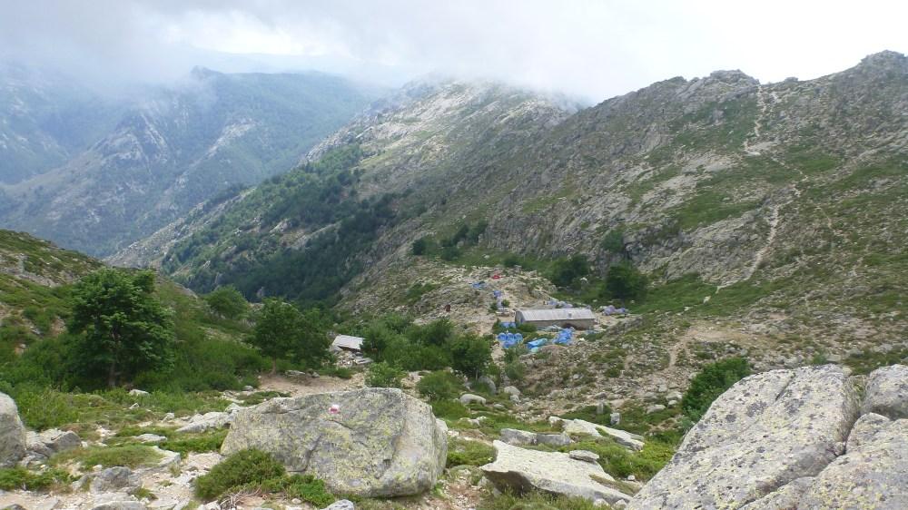 Le refuge d'Usciolu
