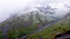 Limite pluie/neige a 1700m le 31 Aout