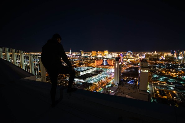 Rooftopping 9283