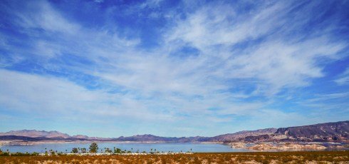 Our RV park at Lake Mead