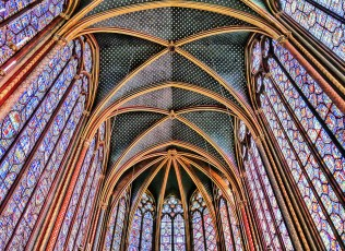 High Gothic - St Chapelle