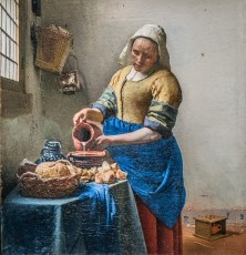 """The Milkmaid"""