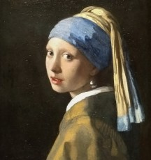 """Girl with a Pearl Earring"""