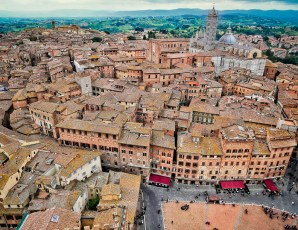 Cathedral from the Torre del Mangia
