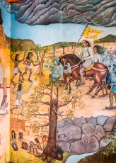Mural of Colonial Legacy