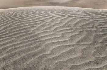 Mesquite Dunes - Death Valley