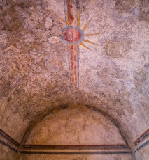Mission Concepción - Interior Detail