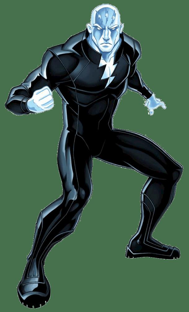 Spider Man Villains Clipart