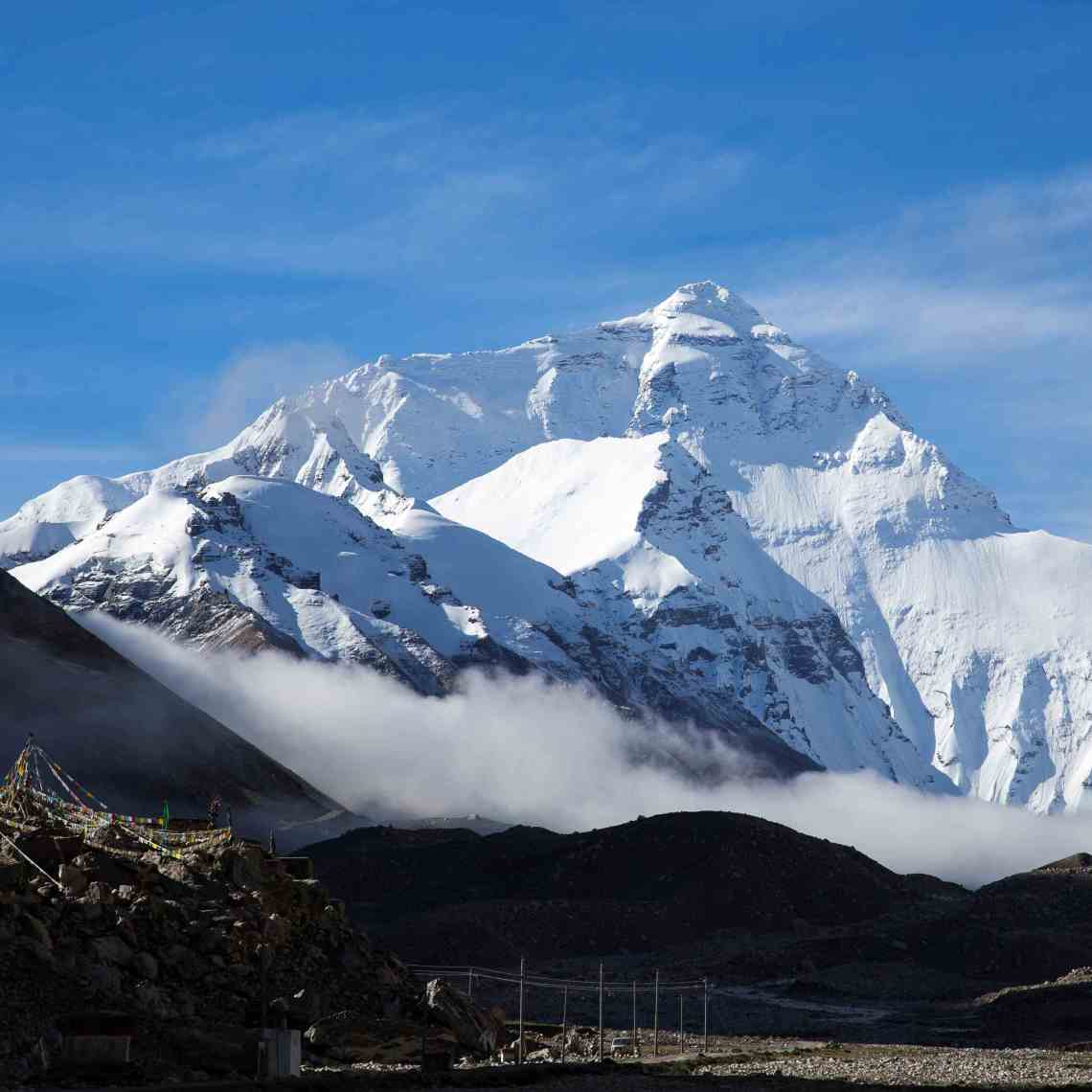 8 Days Lhasa to Everest Base Camp
