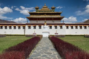 Samye Monastery the first monastery in Tibet
