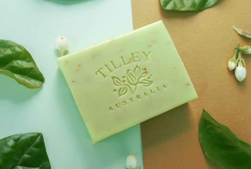 木蘭綠茶香氛皂