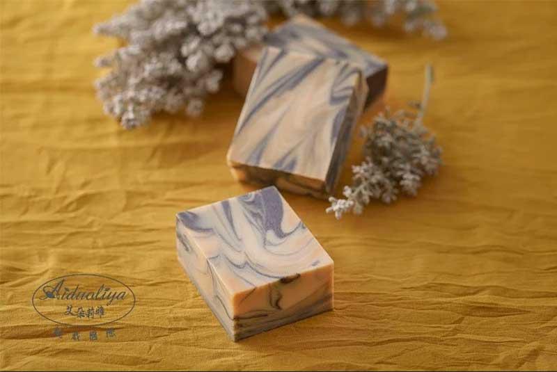 烏龍茶樹抗敏馬賽乳皂抗痘手工皂
