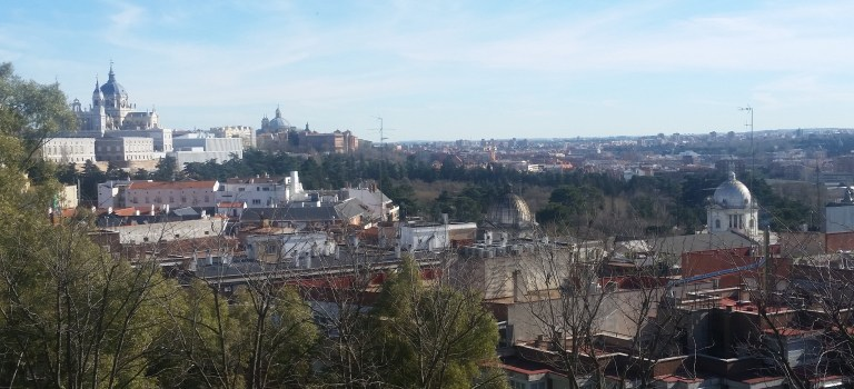 Madrid, Toledo and my First Impressions of Spain