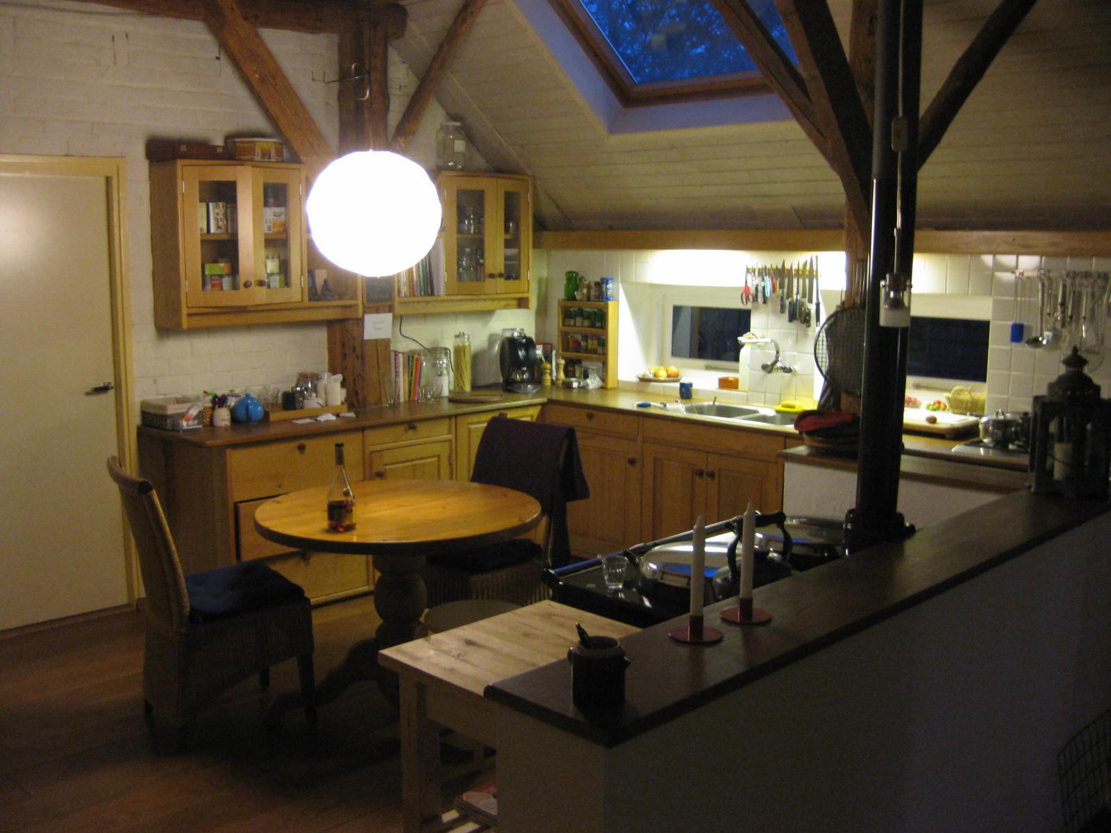 Of Keuken van Wonderwandeling