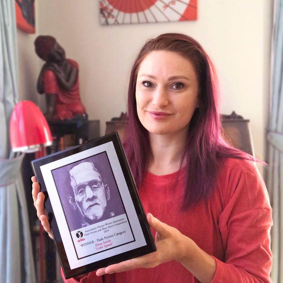 Alissa Smith writer