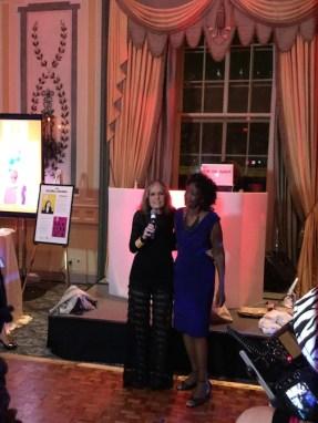 Gloria Awards 2015 - Gloria and Dorothy