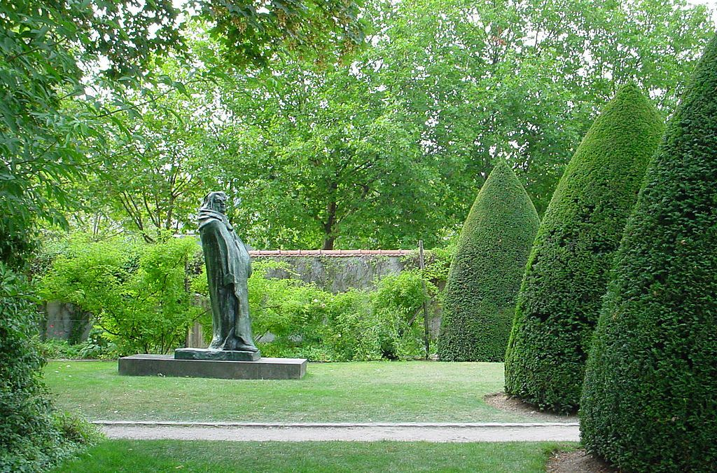 Artist Homes to Visit in France: Musee Rodin (Paris)