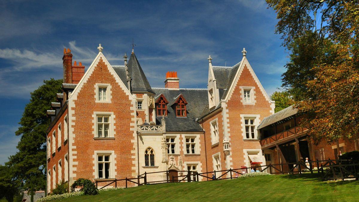 Famous Artist Homes to visit in France: Clos Luce, Amboise, Home of Leonardo da Vinci