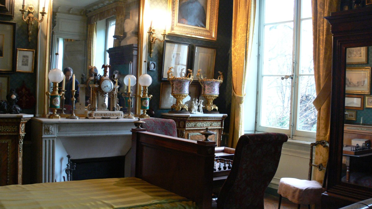 Artist Homes to Visit in France: Gustave Moreau