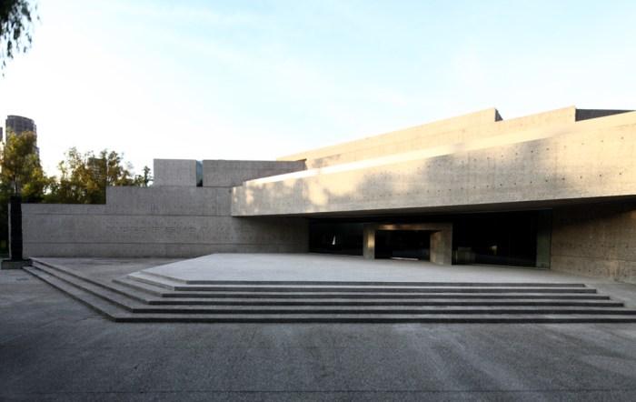 Museo Tamayo Mexico City