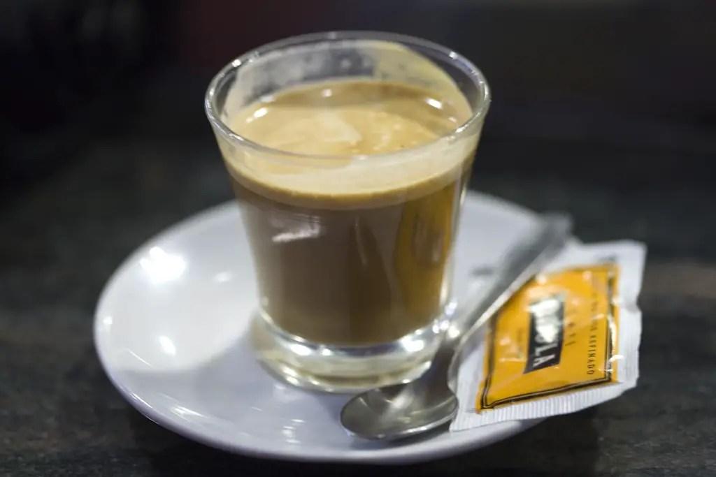 Caffé Cortado