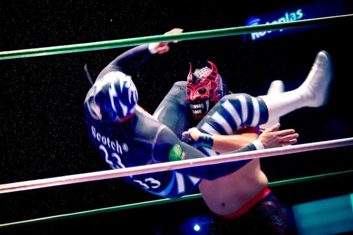 Lucha Libre Fight