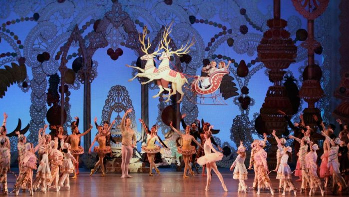 NYC Ballet Nutcracker Suite
