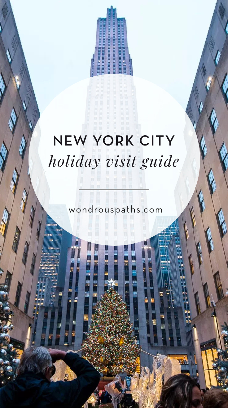 NYC on a budget: guide to the holiday season in the Big Apple