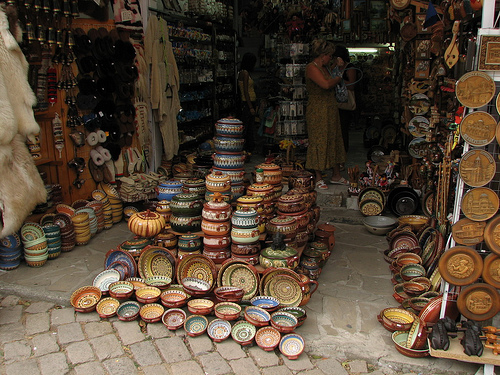 bulgarian pottery photo